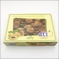 Курага сушеная шоколадная 1, ТУРЦИЯ, (кор (4.75 кг))